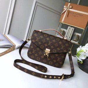 💛Louis Vuitton Pochette Metis Mo471011